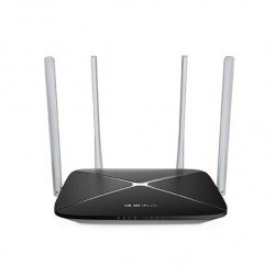 Router Wireless Mercusys AC12 Dual Band