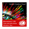 Adobe Creative Cloud (CC) 2020, All Apps, pentru Windows sau Mac, abonament 1 an, licenta electronica