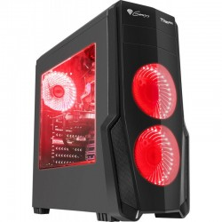 Sistem Gaming Grille KL51, Intel Core i7 7700 3.60GHz , 16 GB
